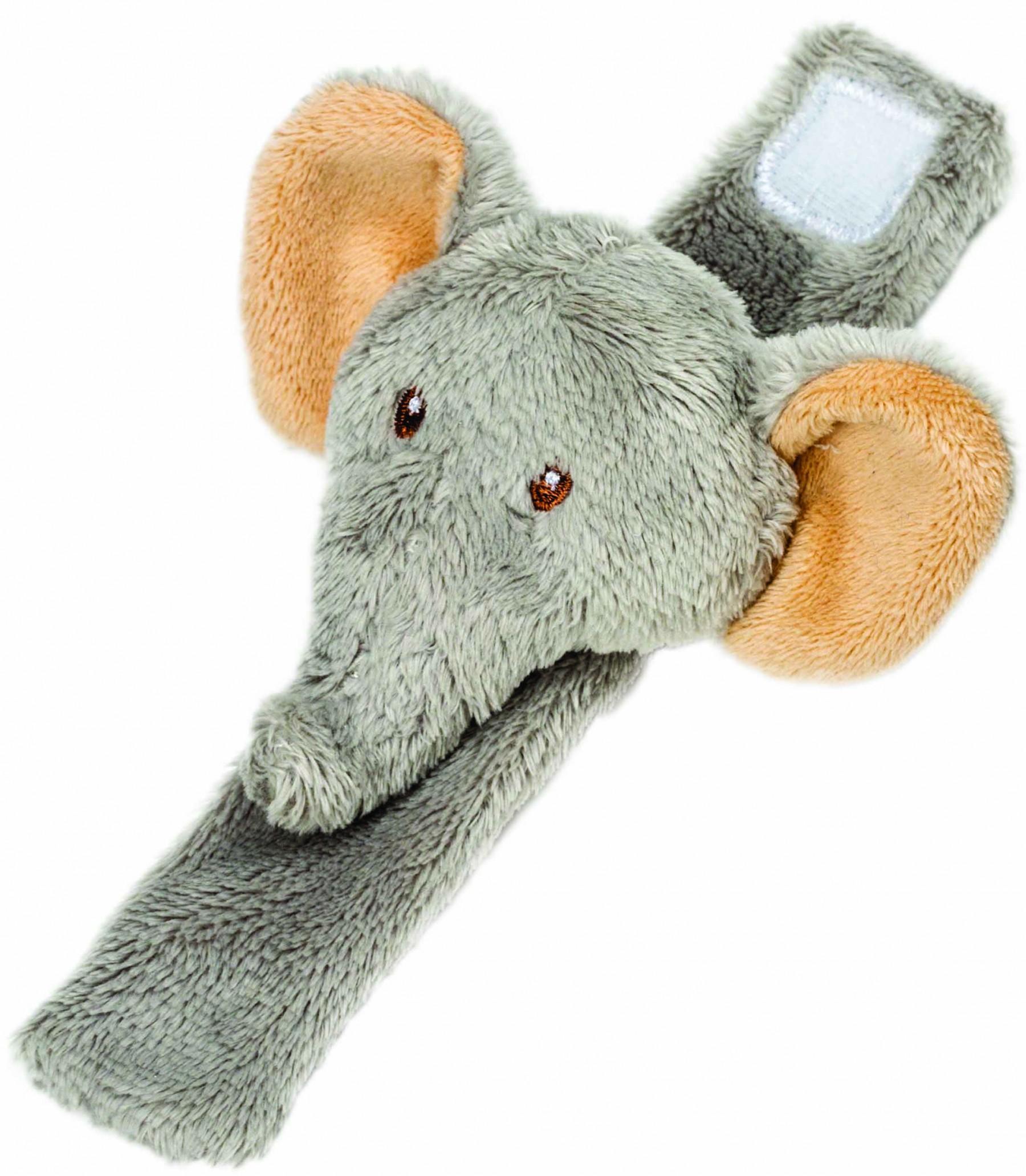 Suki Ezzy Elephant Bing Bing Giraffe Rattle