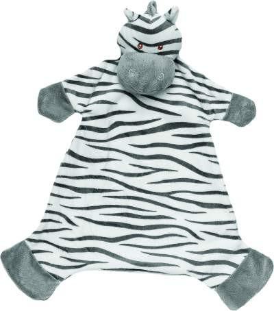 Suki Baby Jungle Range Comfort Blanket - Ezzy Elephant Zooma Zebra Mojo Monkey Bing Bing Giraffe