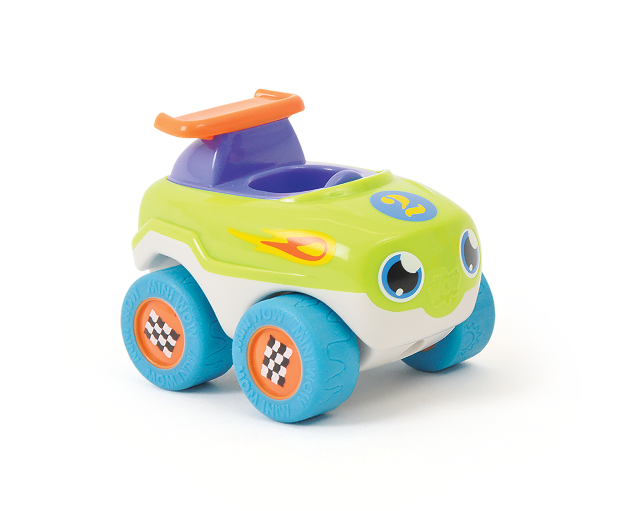 WOW Toys Mini  City Drivers  for babies aged 10 months upwards