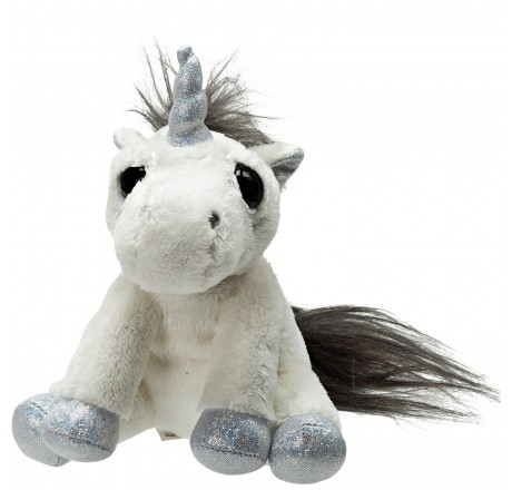 Li'l Peepers Snowflake Unicorn  by Suki Gifts International