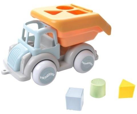 Ecoline – JUMBO – Shape Sorter Truck from Viking Toys