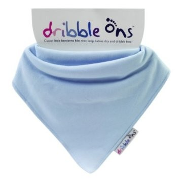 Dribble Ons Soft And Absorbent Bandana Bib