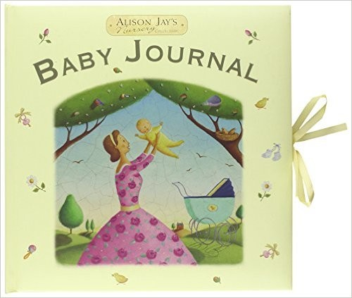 Alison Jay's Baby Journal (Baby Record Book)