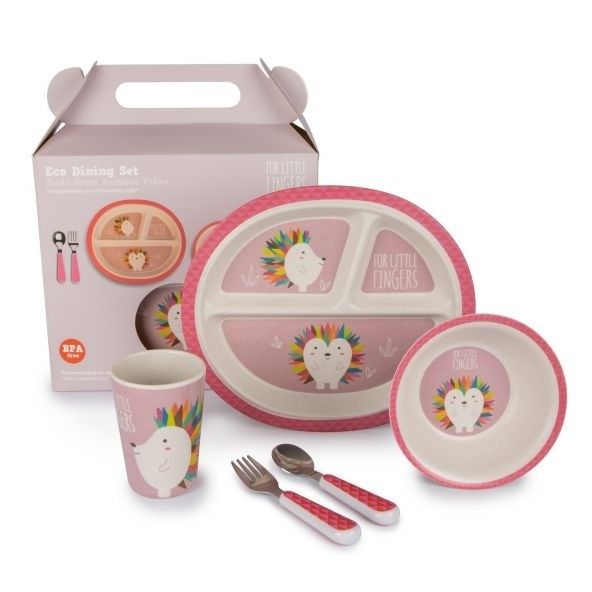 For Little Fingers Eco Dining Set