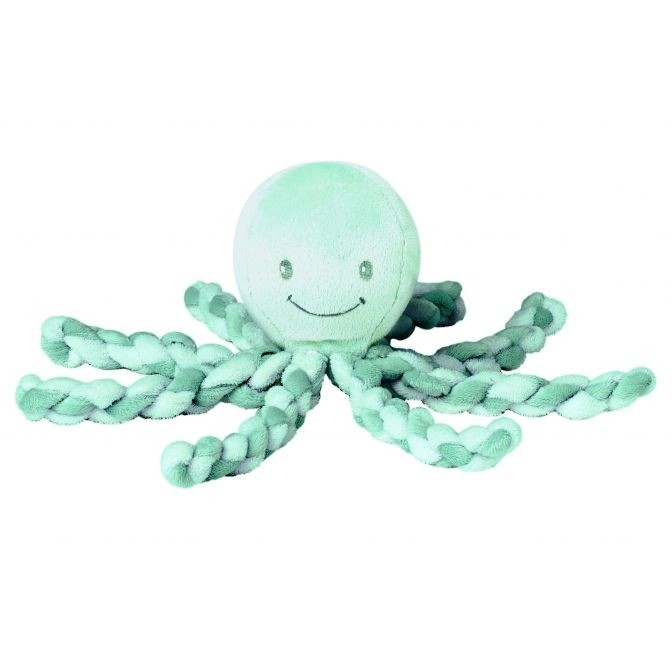 Piu Piu the Octopus by Nattou  -cuddly baby toy