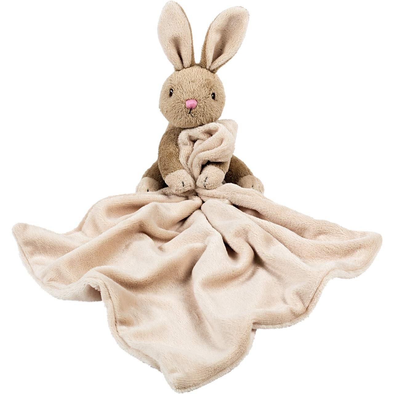 Suki Gifts International Bobtail Bunny Blanket