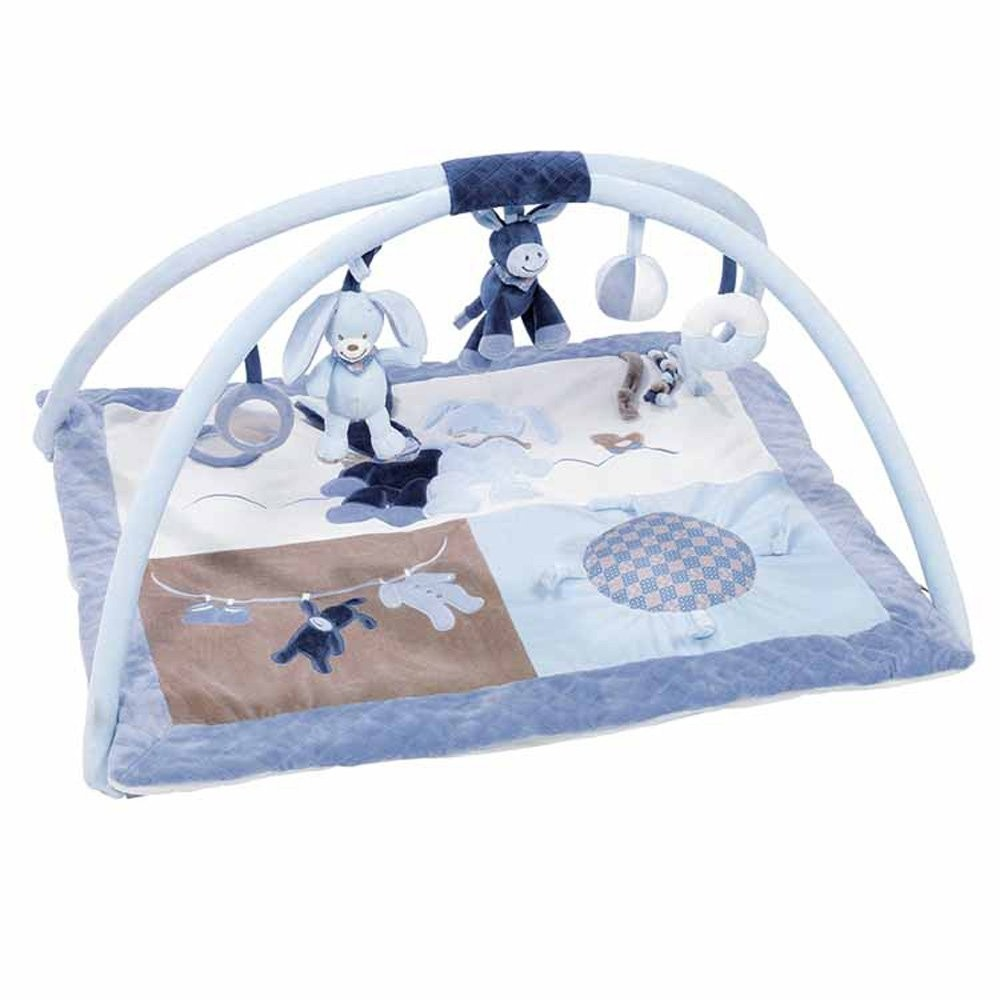 Tiny Love Black and White Gymini, Baby Play Mat, 0m Magical Tales