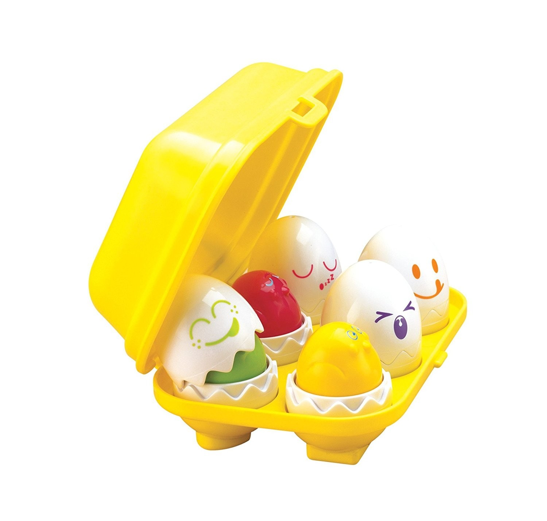 Tomy Hide and Squeak Eggs