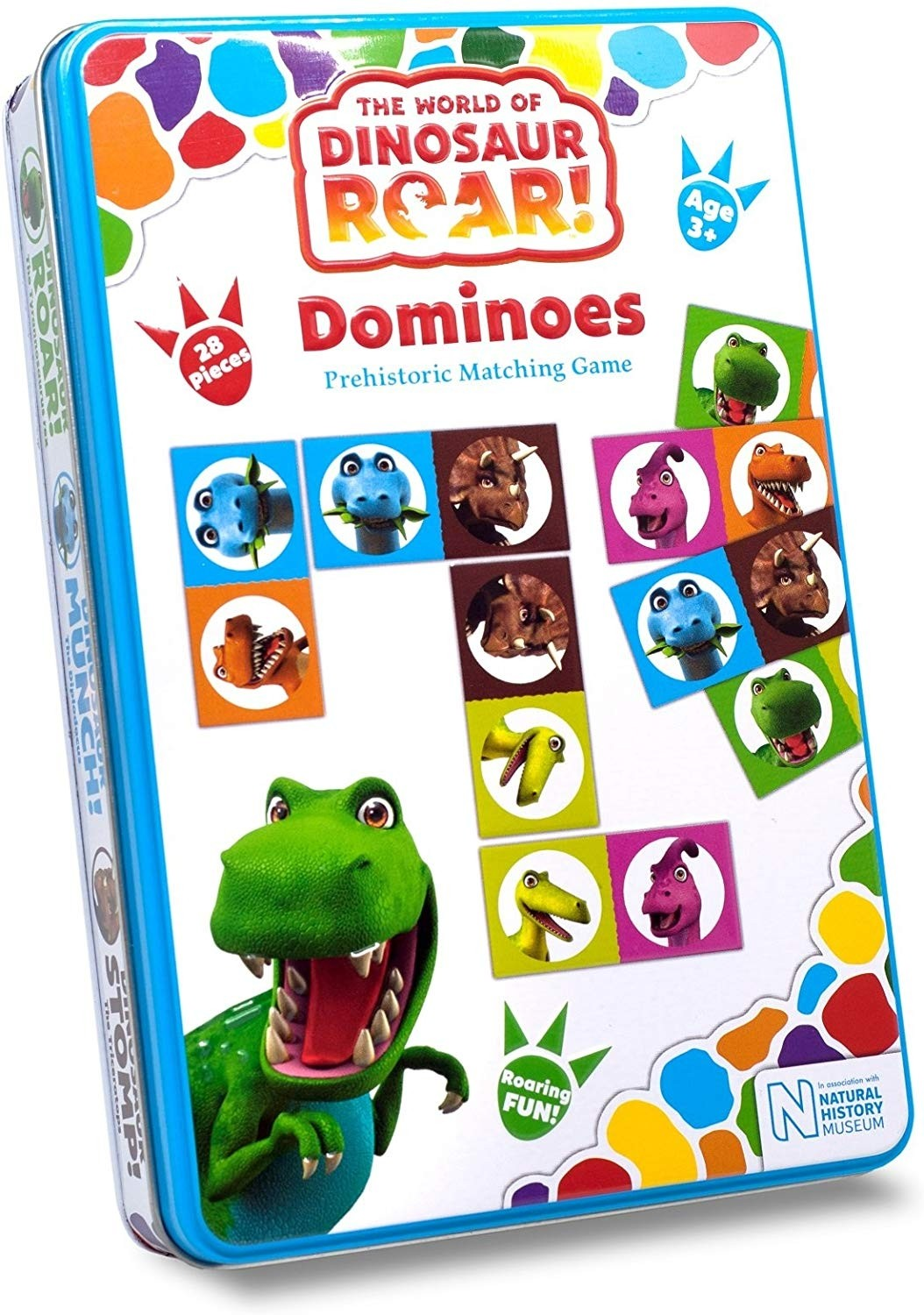 The World Of Dinosaur Roar  Picture Dominoes