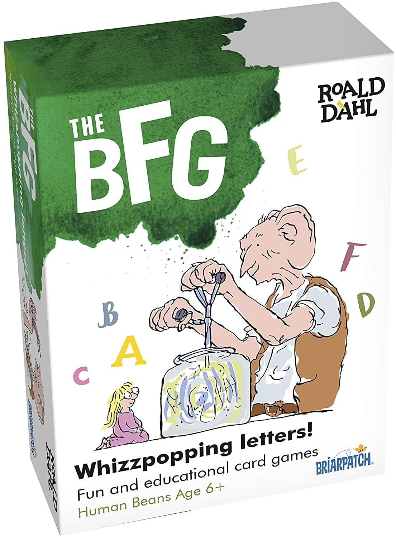 Roald Dahl 7385 BFG Whizzpopping Letters Game, Multi