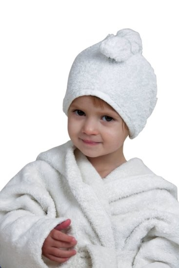 Cuddletwist Super Absorbent Children's Hair Towel