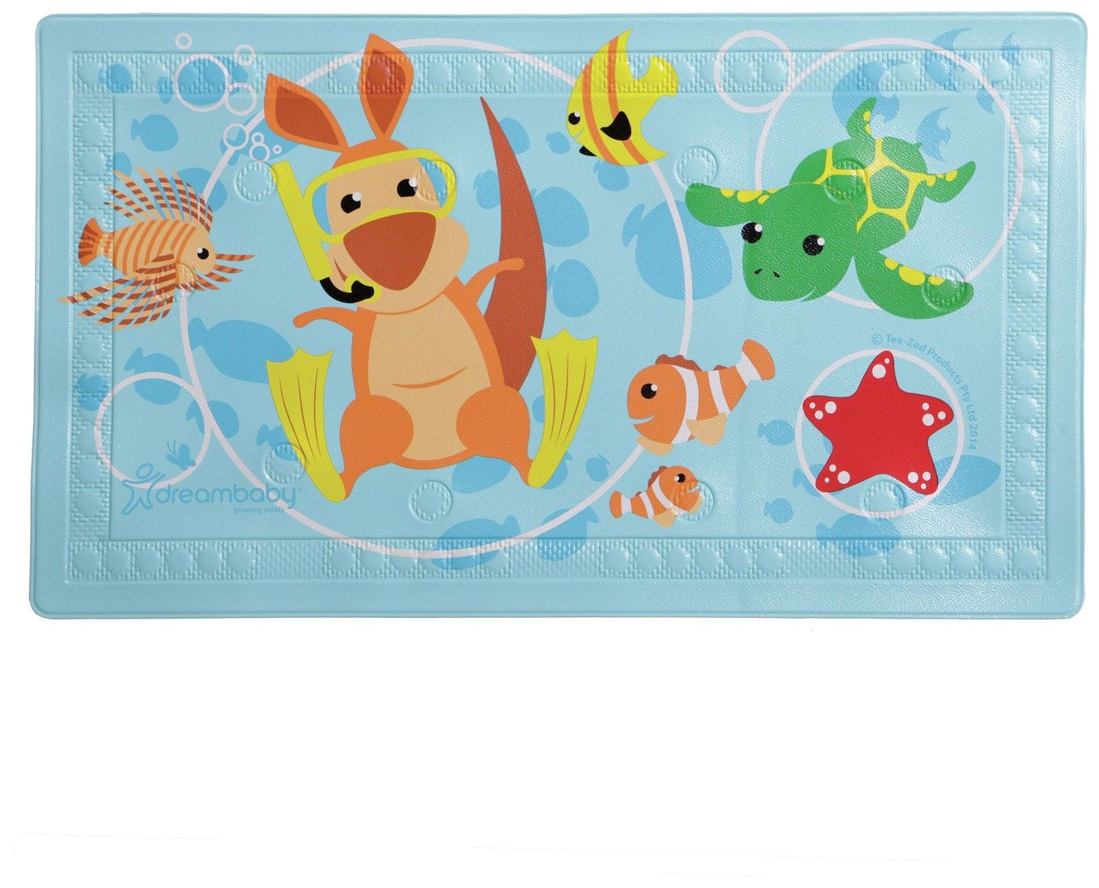 Dreambaby Anti-slip Bath Mat  with too hot water indicator