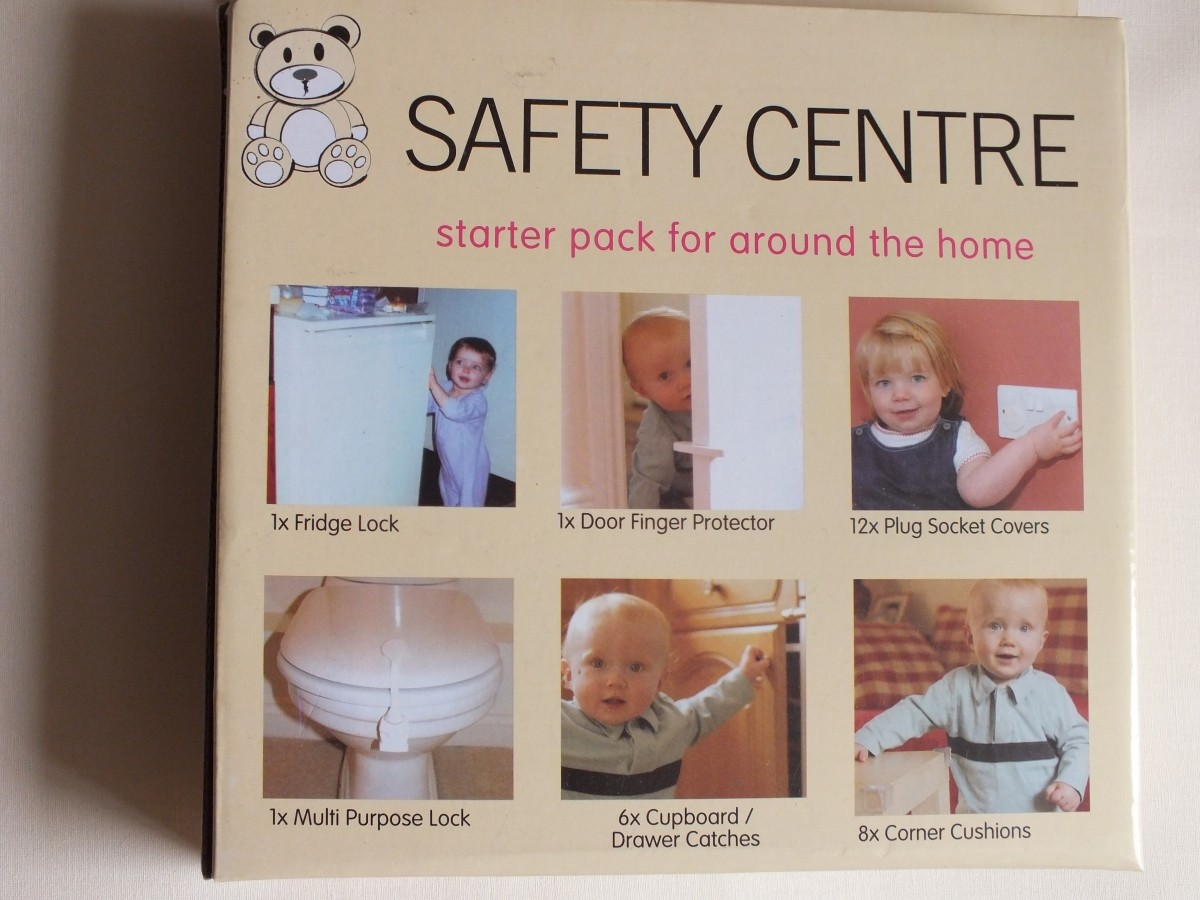 29 Piece Safety Centre Starter Pack