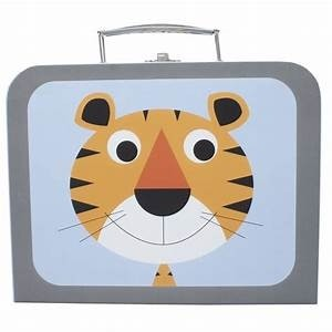 Terence The Tiger top And Leggings Suitcase Gift Set by Ziggle