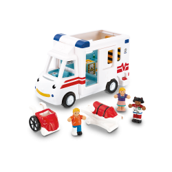 Robin's Medical Rescue Ambulance  by WOW Toys