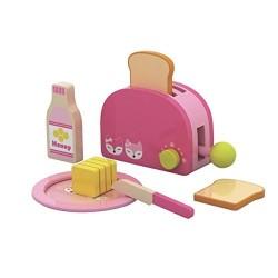 jumini Wooden toaster set