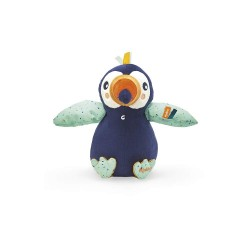 Kaloo Jungle Alban The Toucan Flying Activity Plush