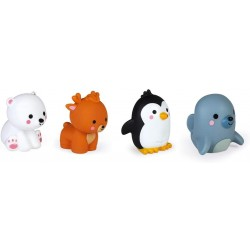 Janod Pack of Four  Bath Squirters