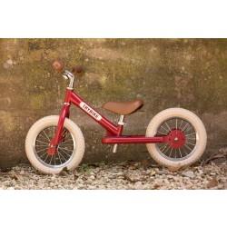 Trybike  Steel 2 in 1 Balance Trike Vintage Red