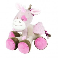 Nattou Soft Cuddly Toy 75cm Various colourful Characters