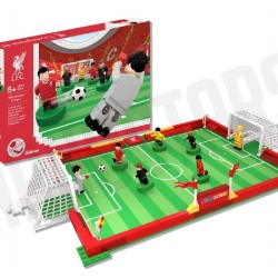 Nanostars Football Pitch 196 Piece 3D Puzzle Set - Arsenal/Barcelona/Chelsea/Liverpool