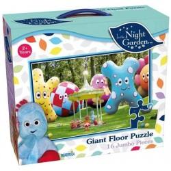 In The Night Garden Giant Floor Puzzle 16 jumbo pieces