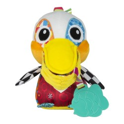 Lamaze Phillip The Penguin Clip On Pram and Pushchair Baby Toy