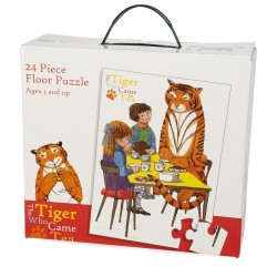 The Tiger Who Came to Tea Floor Puzzle (24 Pieces)
