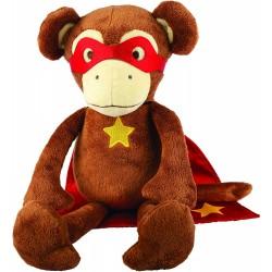 Suki Gifts International Super Hero  Plush Toy - Mouse, Monkey or Dog