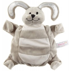 Attachable Sleepytot Comforter Baby Sleeping Aid with Stick Together Paws to hold Soothers