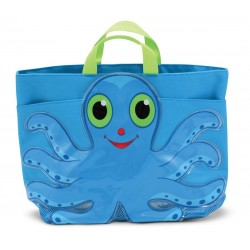 Melissa and doug flex Octopus Tote Beach Bag
