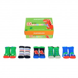 Cucamelon socks for  1-2 years