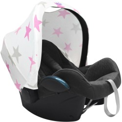 Dooky Hoody Replacement Infant Car Seat Hood- 4 colours