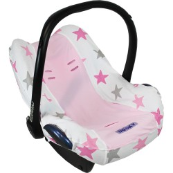 Dooky Infant Car Seat Cover - 4 colours