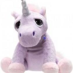 Li'l Peepers Shimmer Unicorn  by Suki Gifts International