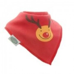 Ziggle Christmas Bib Set