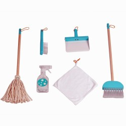 Moover Wooden Cleaning Set