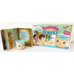 Sounds Of The Forest Story Book And Musical Instrument